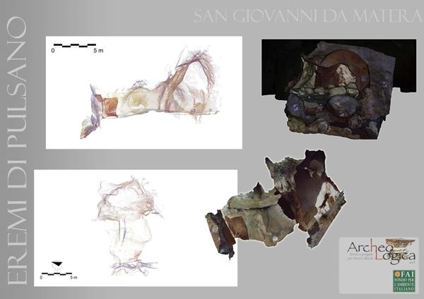 pulano eremi laser scanner archeologica