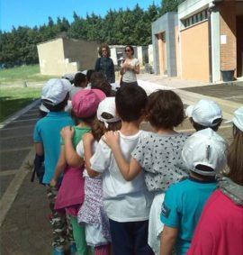 visita interattiva parco archeologico dauni ascoli satriano