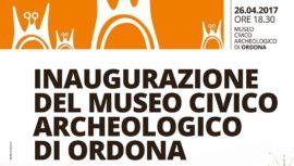 inaugurazione museo herdonia ordona