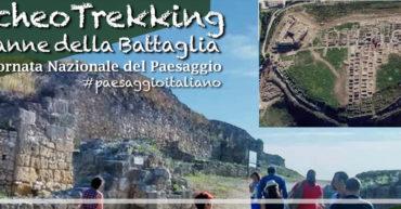 trekking puglia pouilles archeologia canne della battaglia
