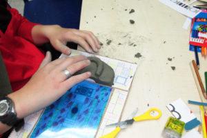 laboratorio archeologia faragola foggia