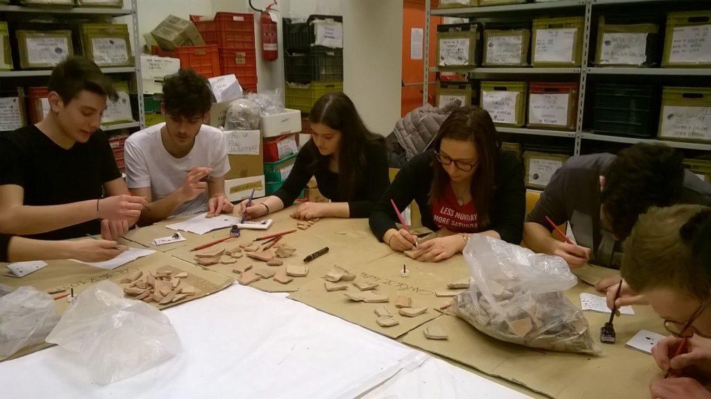 corsi formazione archeologia