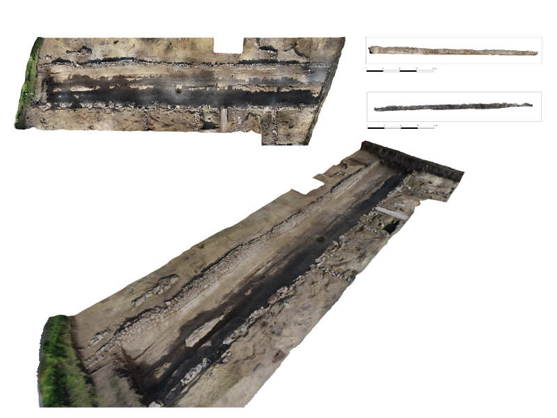structure from motion 3D photogrammetry Altamura