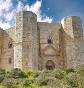 andria visita interattiva play game castel del monte