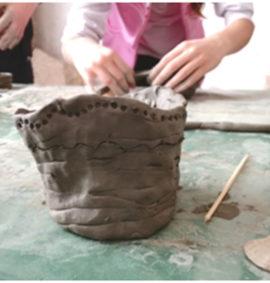 laboratorio archeologia vasi