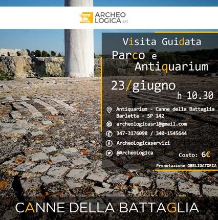 CANNE DELLA BATTAGLIA - Visita guidata 23 giugno rid
